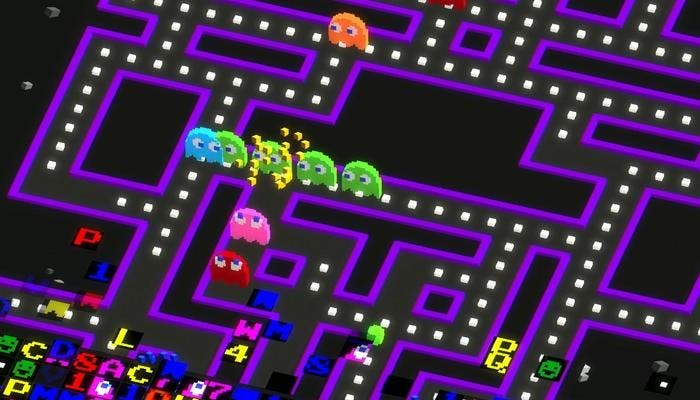 Gameplay de Pac-Man 256