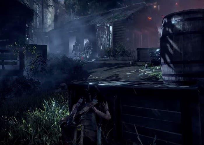 Rise of the Tomb Raider sigilo