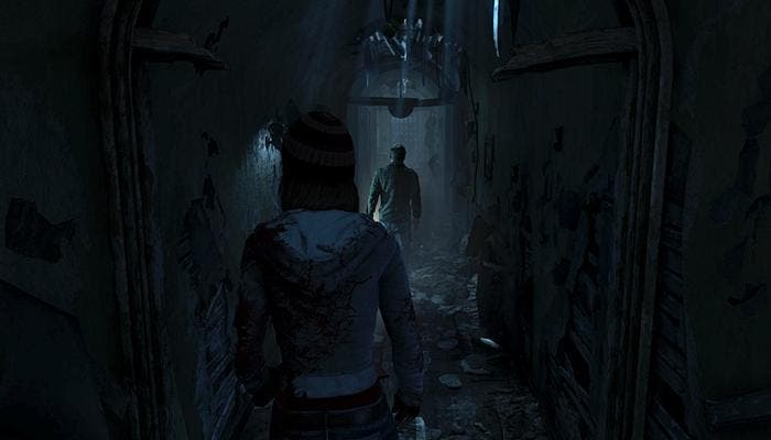 Gameplay de Until Dawn