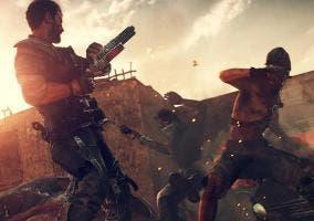 Mad Max combate