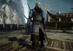 Witcher 3 lobuna mod
