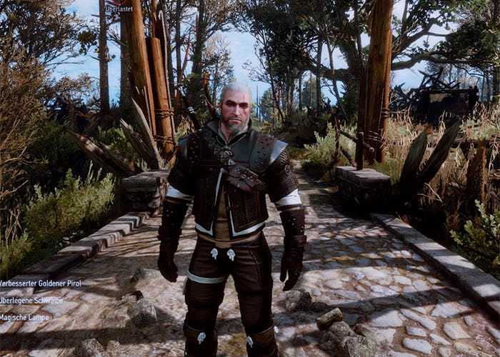 The Witcher 3 modkit