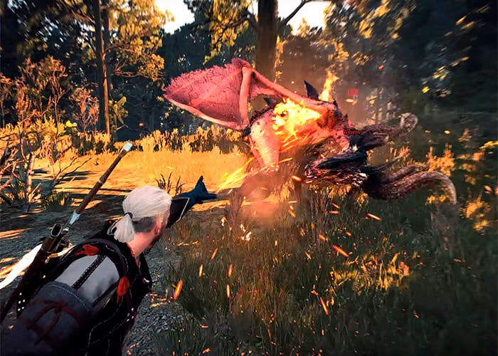 The Witcher 3 Sweet FX