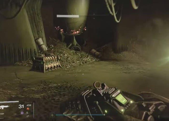 Destiny glitch cofre