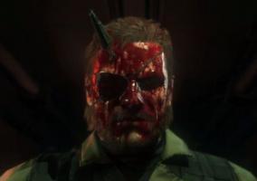 Metal Gear Solid V Demon Snake