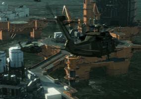 Metal Gear Solid V Mother Base