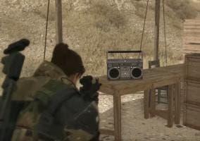 Metal Gear Solid V cassettes