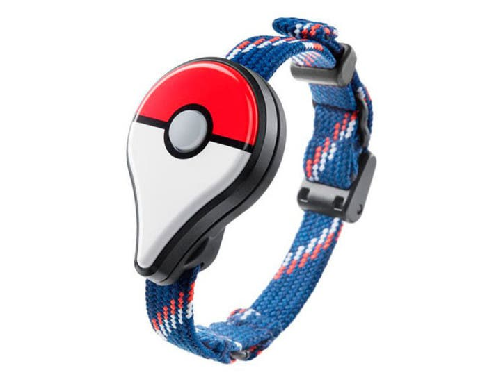 Pokémon Go pulsera