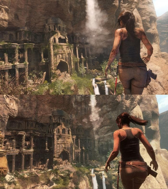 Rise of the Tomb Raider: primeras imágenes de la versión para Xbox 360