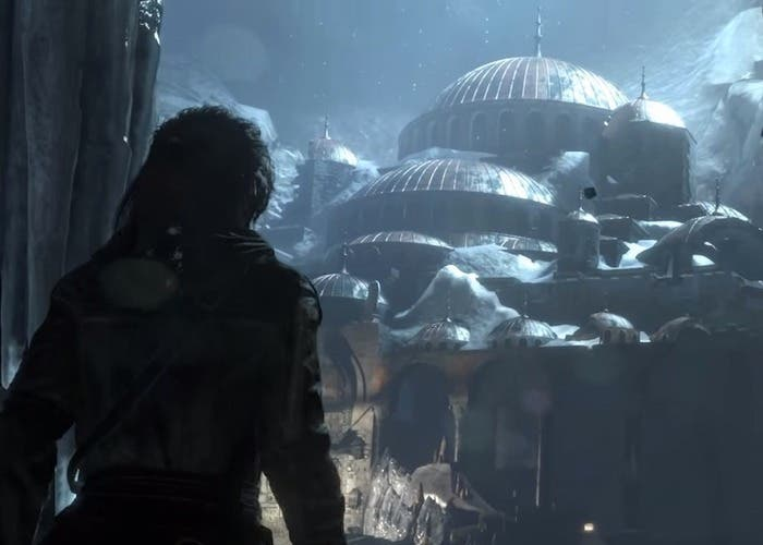 Rise of the Tomb Raider Kitezh