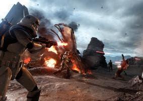 Star Wars Battlefront asalto