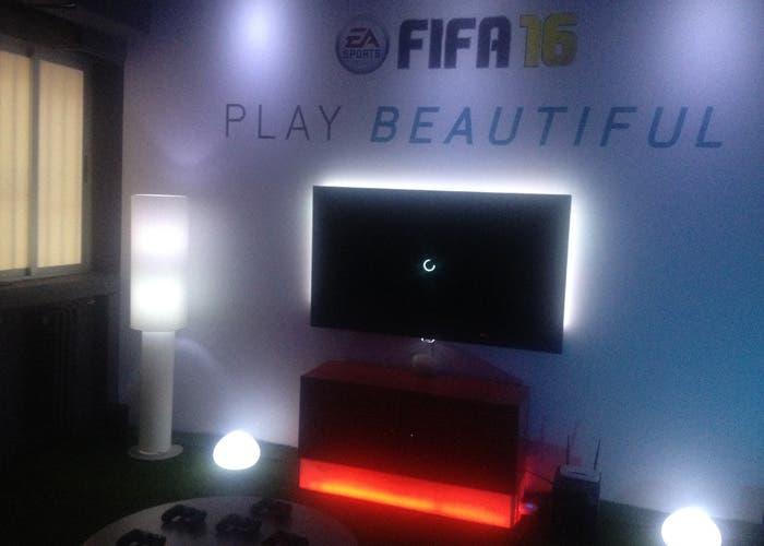 Fifa estrena su santuario gamer - Habitacion gaming ...