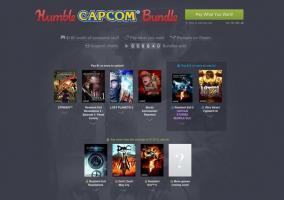 Humble Capcom Bundle