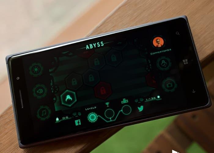 abyss windows phone