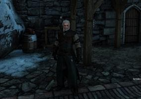 Armadura osuna normal The Witcher 3
