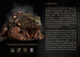 Príncipe Sapo The Witcher 3