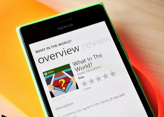 what in the world gametroopers windows phone