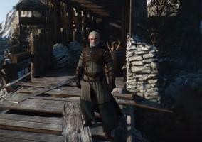 Osuna mejorada Witcher 3