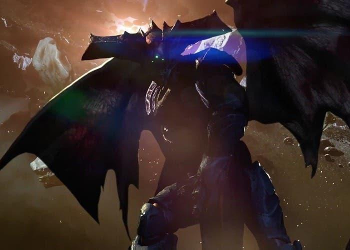 Destiny desafío Oryx