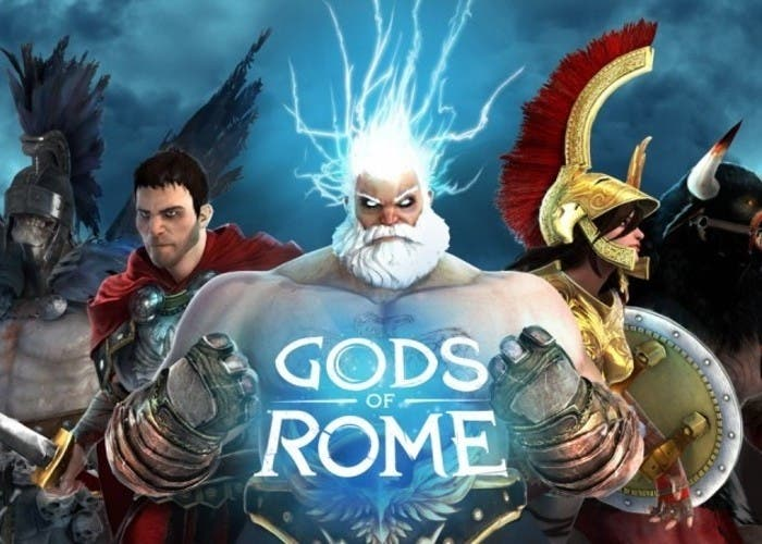 Gods of Rome ios Android