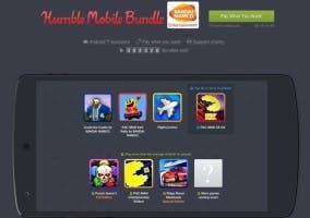 Humble Mobile Bundle Namco