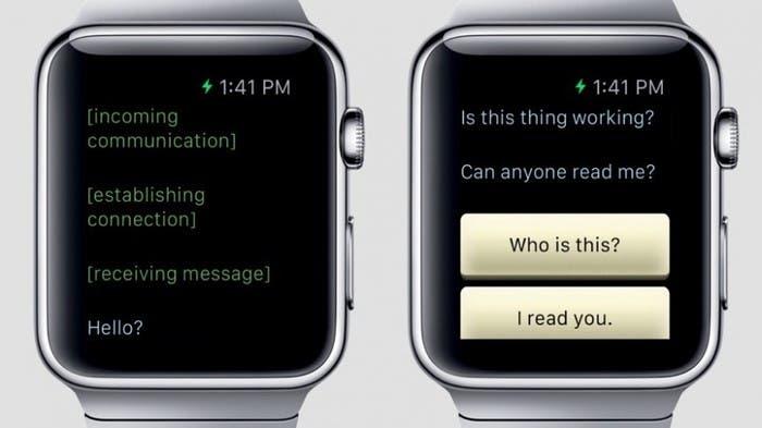 Lifeline Apple Watch