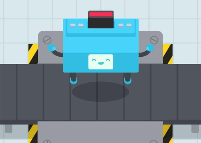 Little broken robots