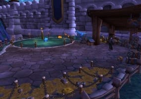 corral nivel 3 ciudadela world of warcraft