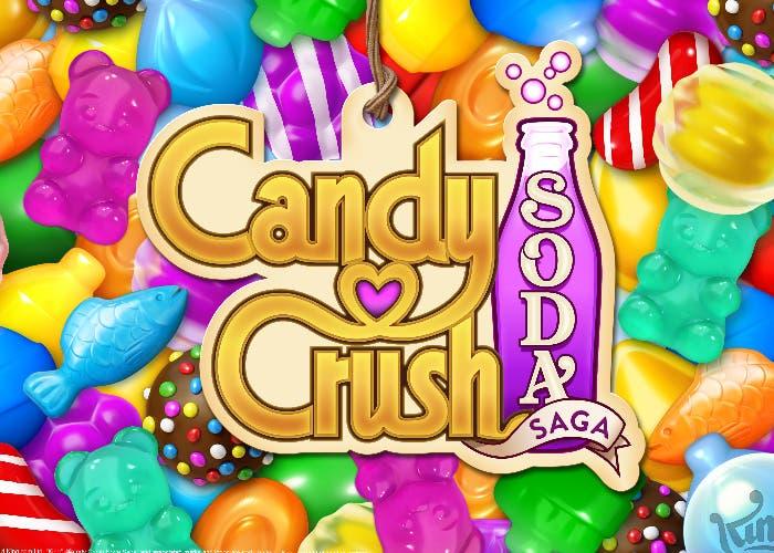 candy crush soda da