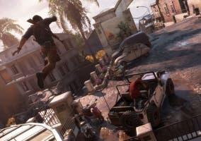 Uncharted 4 salto