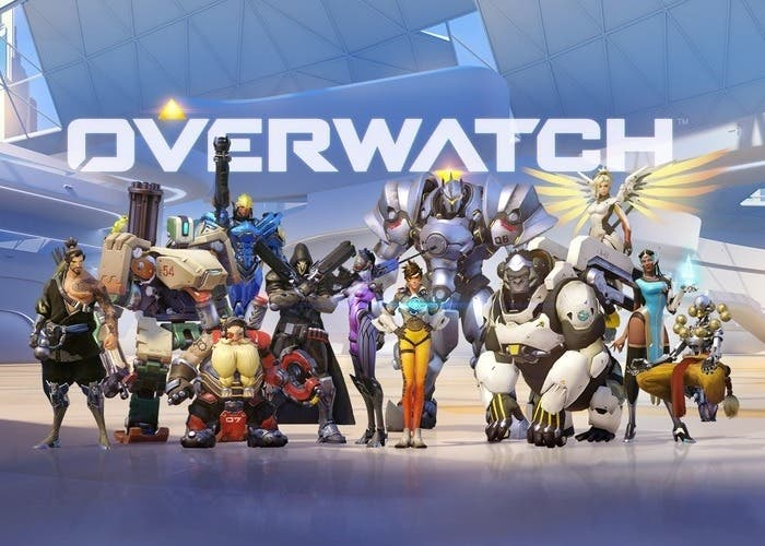 Overwatch héroes