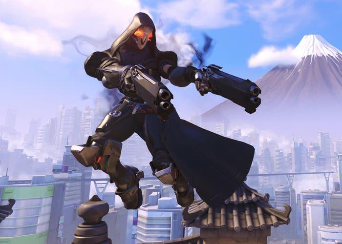 Overwatch Reaper 3