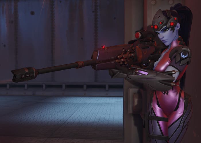 Overwatch Widowmaker 2
