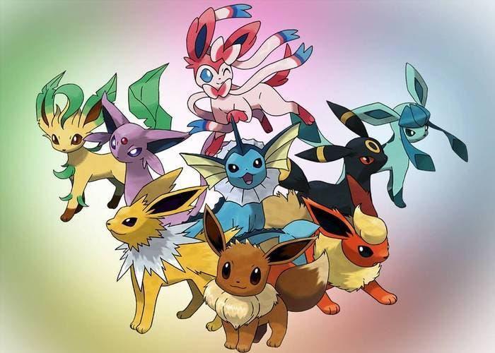 Elegir Evolucion Eevee Pokemon Go