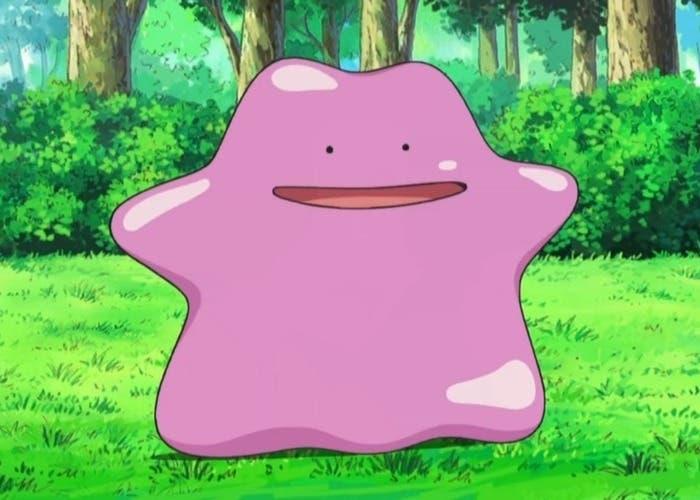 Pokémon GO Ditto