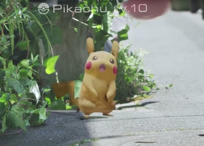 how to get pikachu in pokemon go