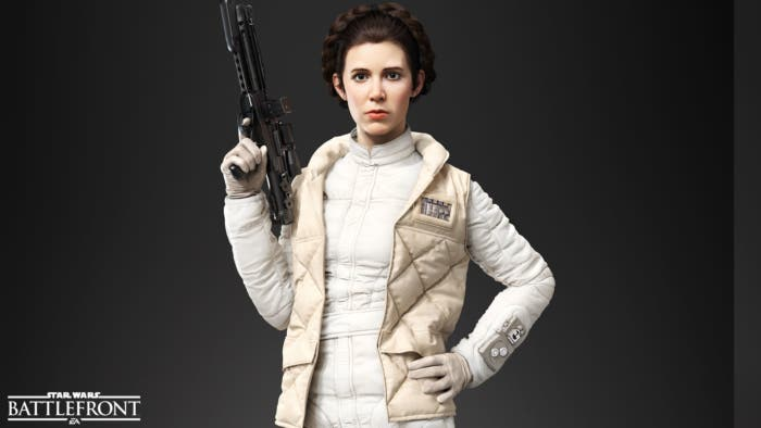 Leia Organa Battlefront
