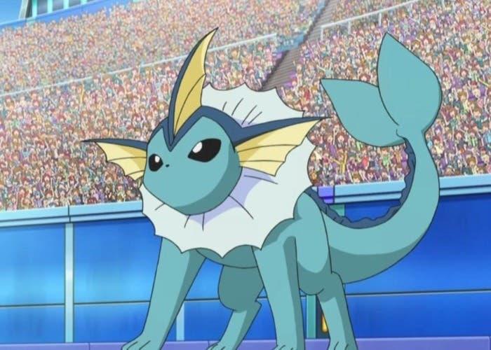 vaporeon Pokémon Go