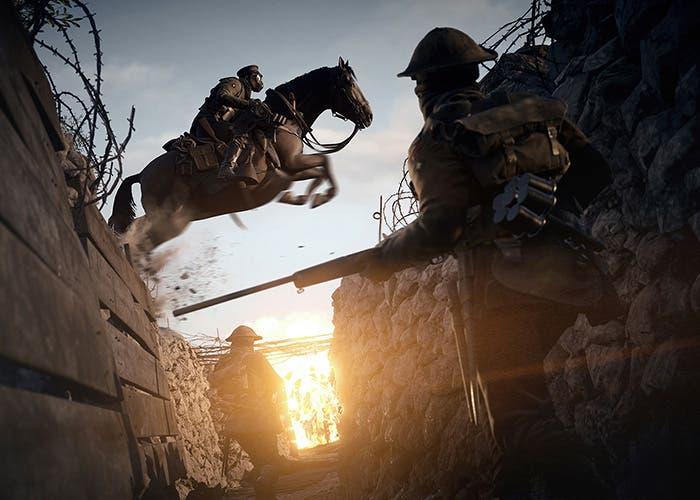 battlefield 1 caballeria