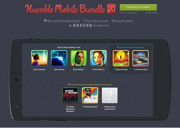 Humble Mobile Bundle 20