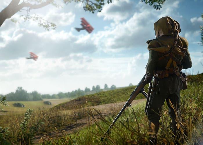 battlefield 1 historias campaña