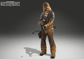 chewbacca battlefront