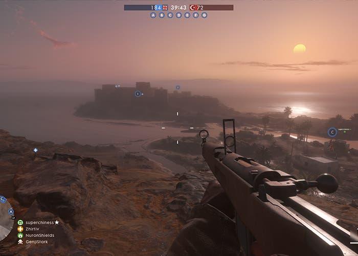 battlefield 1 spotear