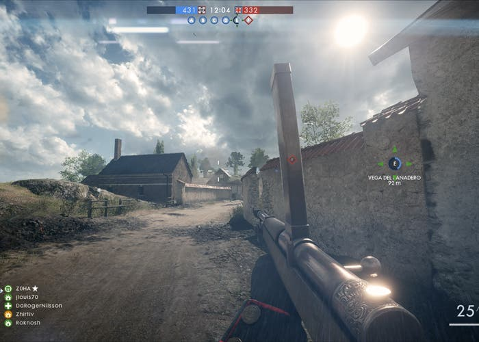 battlefield asalto equipamiento