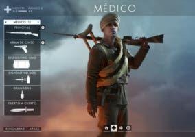 medico battlefield