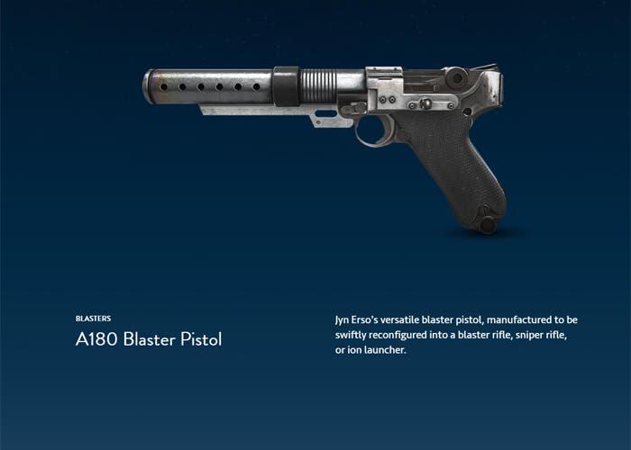 blaster battlefront scarif