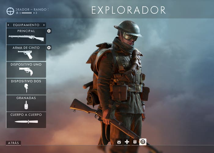 explorador battlefield 1