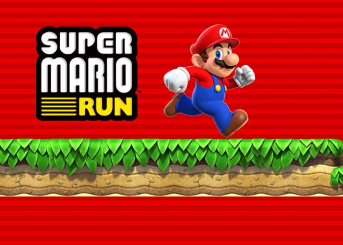 super mario run iphone disponible