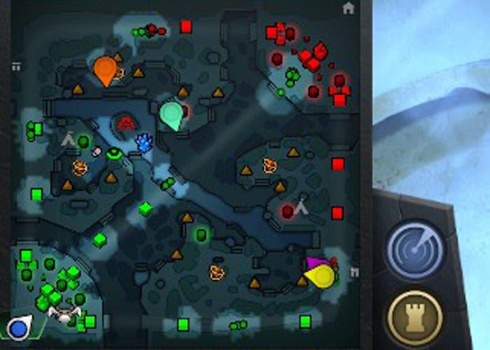 mapa guia dota 2