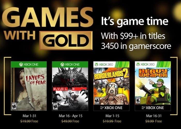 Xbox Live Gold En Xombit Games